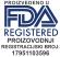 PROIZVEDENO U FDA REGISTERED PROIZVODNJI
