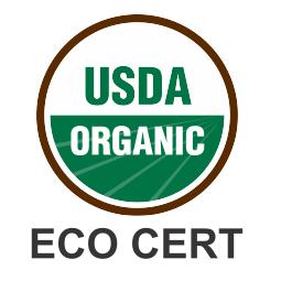 USDA ORGANIC ECO CERT
